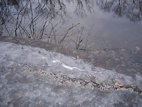 Photo: River ice 4