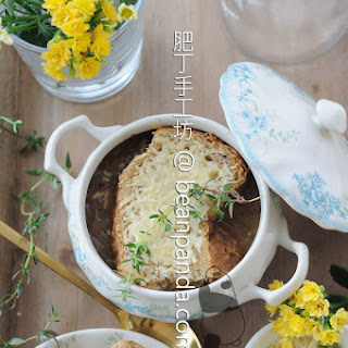 French Onion Soup ( Without Beef Stock )