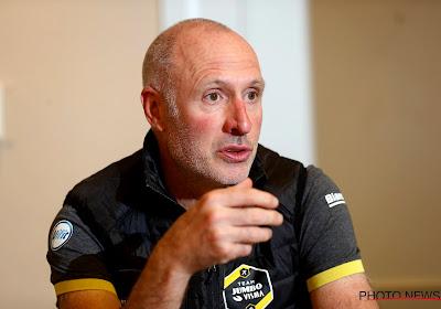 Nico Verhoeven in 2020 geen sportdirecteur meer van Jumbo-Visma