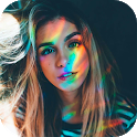 Rainbow Camera Filter icon