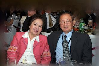 Photo: LS Ngô Văn Tiệp và phu nhân
