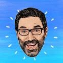The Adam Buxton App icon