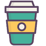 Restaurant & coffee finder Icon