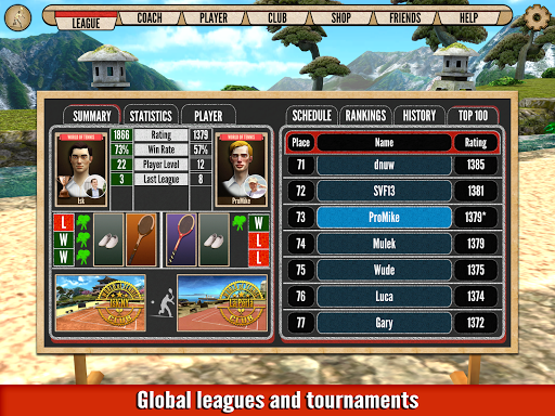 World of Tennis: Roaring u201920s u2014 online sports game 4.8.2 screenshots 13
