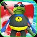 Amazing Swat Frog Simulator City