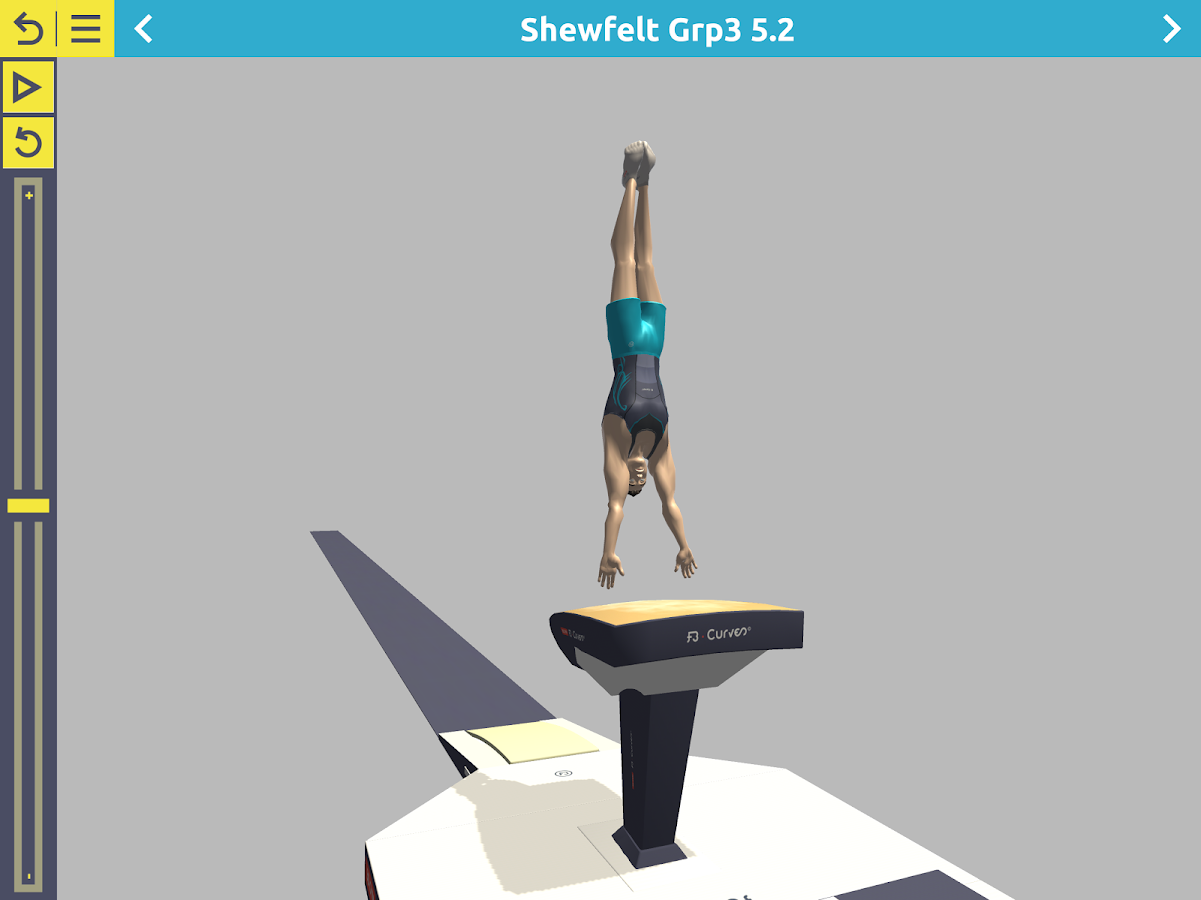 3D GYM - FB CURVES- screenshot