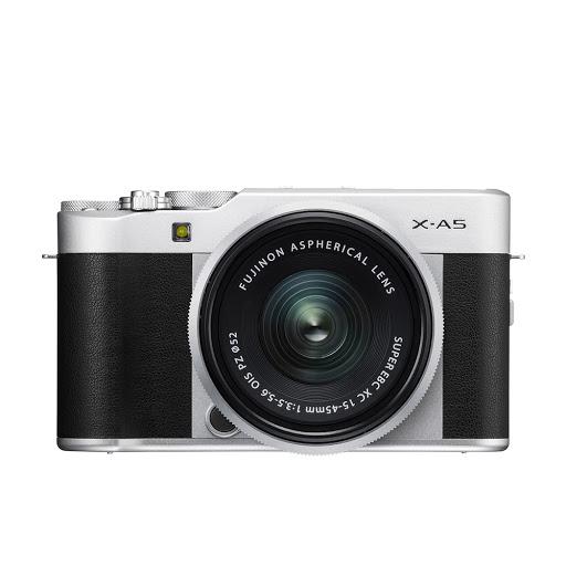 Fujifilm X-A5 15-45mm II Kit_Silver_1.jpg