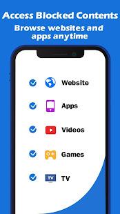 App Hotspot VPN - Free Unlimited Fast Proxy VPN APK for Windows Phone