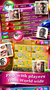 Bingo 90 Live HD +FREE slots- screenshot thumbnail