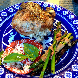 Gorgonzola Stuffed Pork Chops Recipes