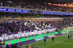 Stormweer heeft zo zijn gevolgen voor de fans van Anderlecht voor de wedstrijd tegen Eupen