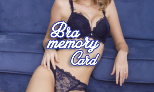 Bra Memory Card