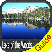 Lake of the Woods gps fishing