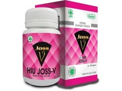 hiu joss v herbal mengobati keputihan kesehatan kewanitan merapatkan mengatasi gatal lendir bau