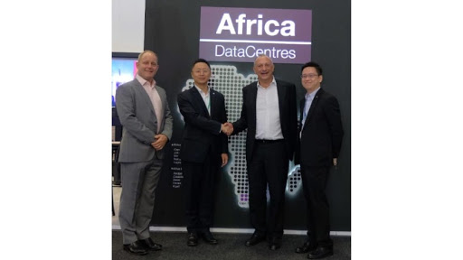 China Telecom deploys POP at Africa Data Centres Johannesburg facility.