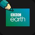 BBC Earth Colouring icon