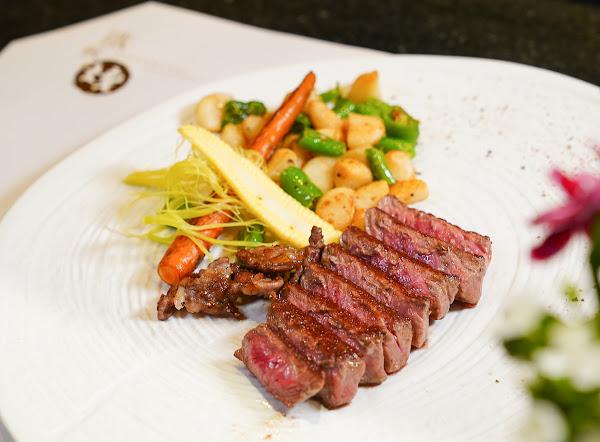 CP值爆表!漢來鐵板燒小資享樂優惠午餐~一人980元有四種主餐可選!還有沙拉、麵包、前菜、湯品和甜點