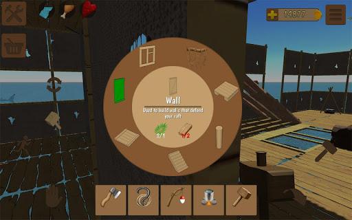 Oceanborn: Survival on Raft 1.5 screenshots 8