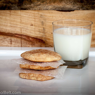 Soft & Chewy Snickerdoodle Cookies Recipe