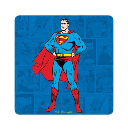 Superman - Single Coster Standing