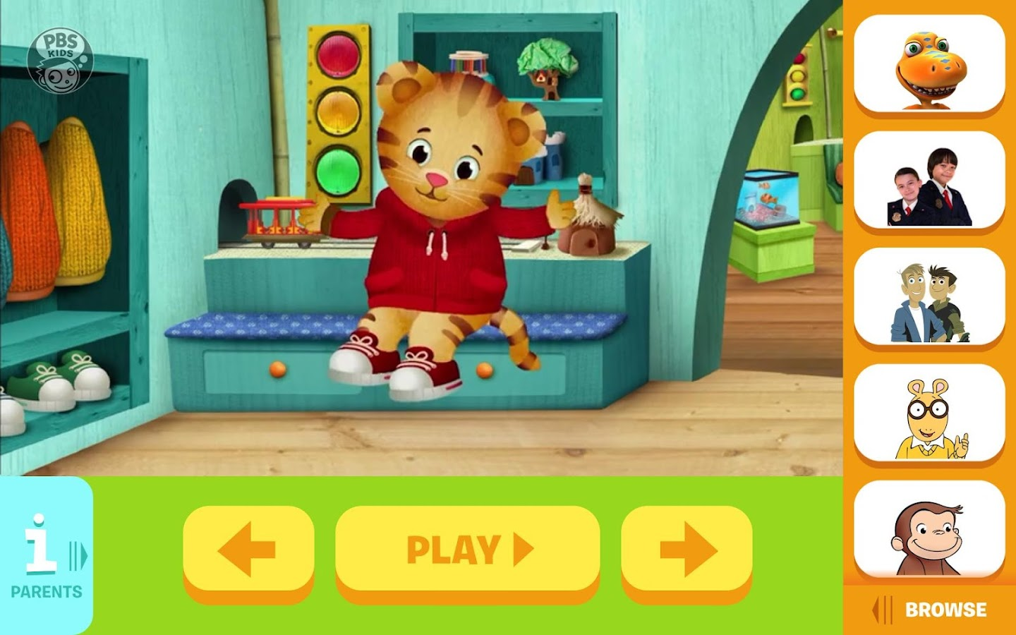 Artistic Educational Videos For Toddlers