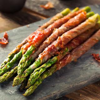 Prosciutto Asparagus.