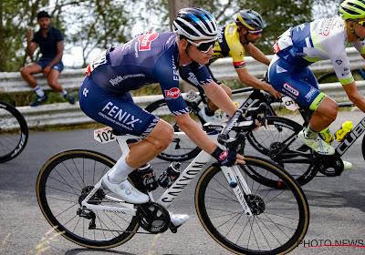 Meteen een Belg in de aanval in de eerste etappe van de Tour des Alpes-Maritimes et du Var