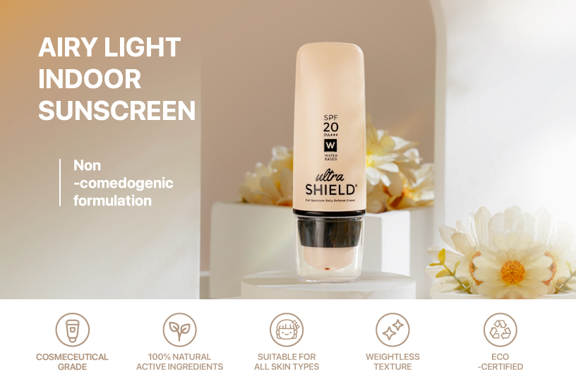 An All-Rounder SPF & Anti-Aging Protector