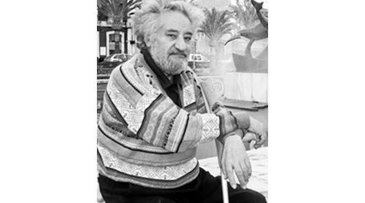 En memoria del escultor almeriense Juan Segura