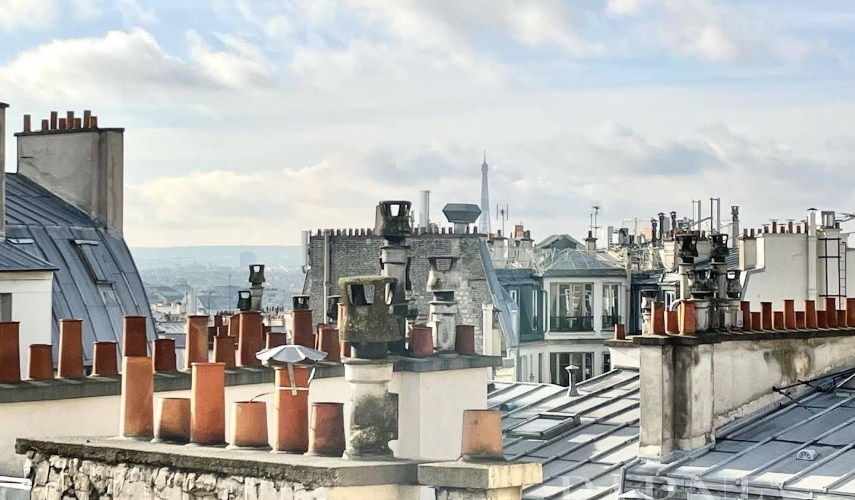 Apartment Paris 18th