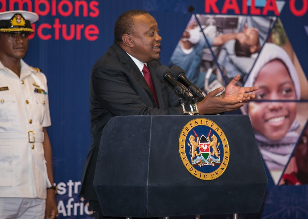 Uhuru rebuke of Ruto triggers Jubilee chaos