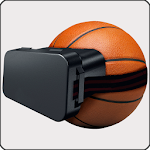 VR Basketball Icon