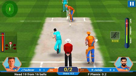 Gujarat Lions T20 Cricket Game 2.0.43 screenshot 1605603