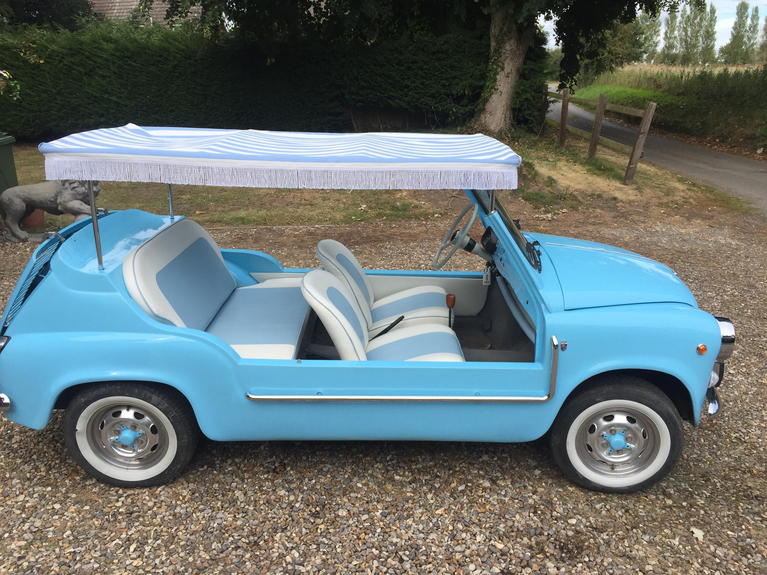 Fiat Jolly Hire Norwich