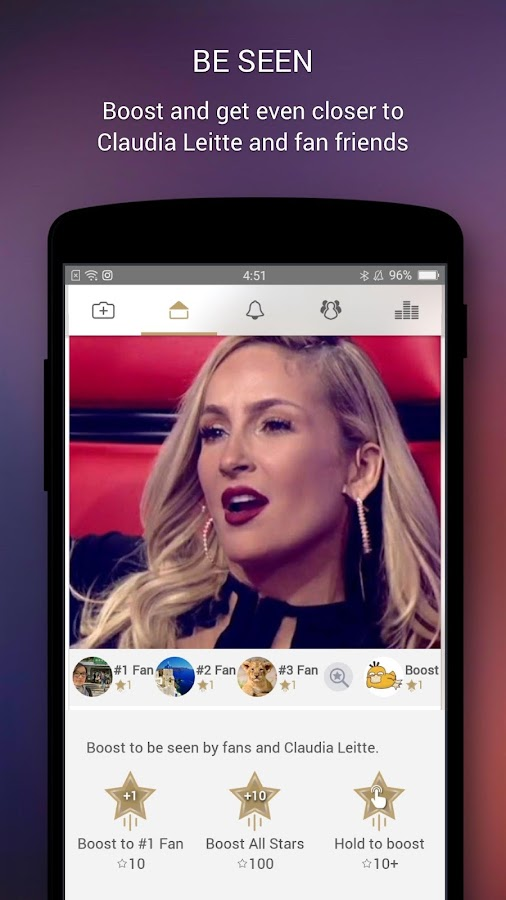 Claudia Leitte- screenshot