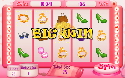 Spin Win Slots For Girls