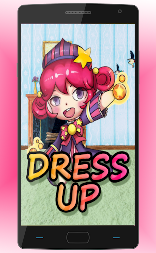 princess Dress Up Girl