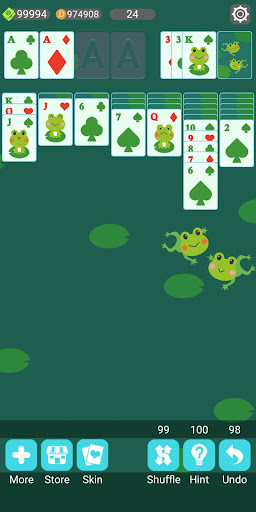 Solitaire - Card Collection 1.0.9 Cheat screenshots 2