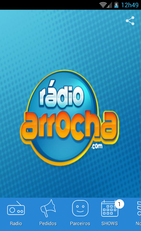 Radio Arrocha- screenshot