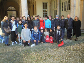 "Photo: 26/02/2015 - Scuola media ""Dante Alighieri"" di Torino. Classe II M."