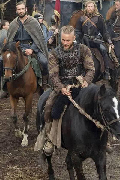 Vikings Season 1 Episode 7 A King's Ransom