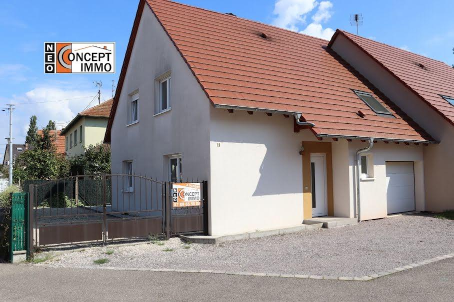 Vente maison 5 pièces 109.16 m² à Bischwiller (67240), 327 000 €