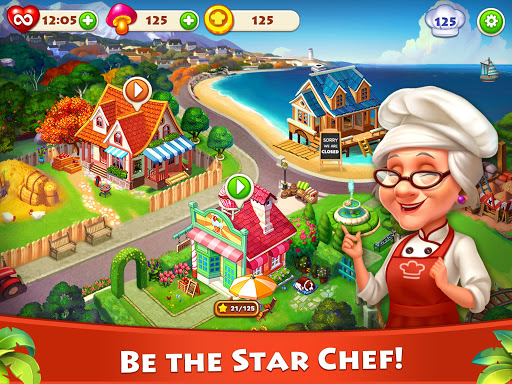 Cooking Town u2013 Restaurant Chef Game 1.7.0 screenshots 7