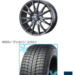 ヴェルファイア AGH30W のタイヤのカスタム事例画像 きりさんの2018年08月24日21:54の投稿