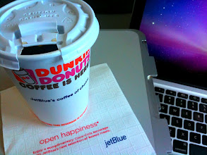 Photo: Guess who got the coffee contract for jetBlue...  #coffeethursday   +Coffee Thursday curated by +Jason Kowing and +Cheryl Cooper