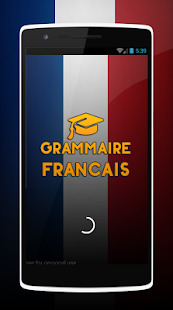 French Grammar- screenshot thumbnail