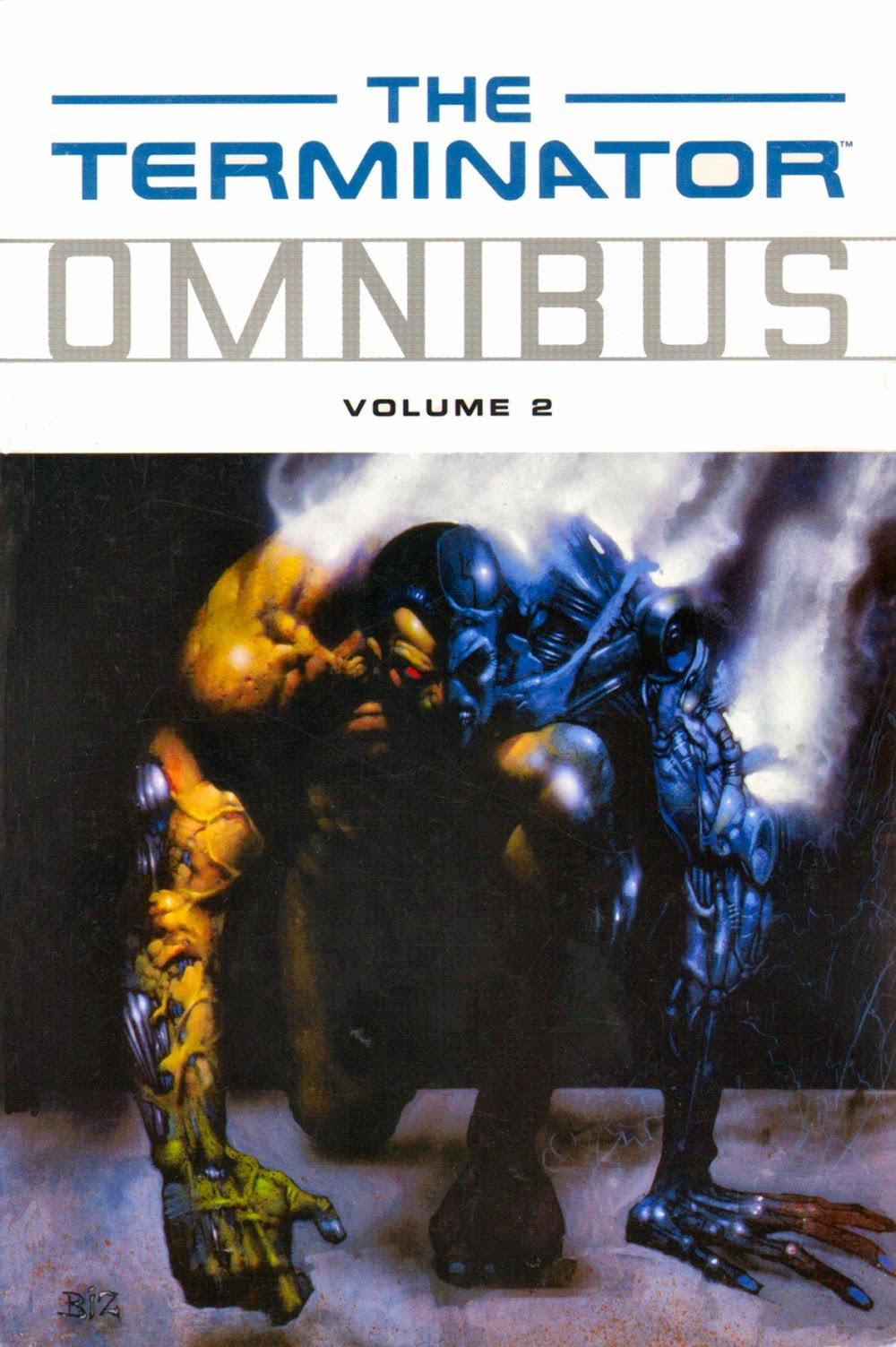 The Terminator Omnibus Vol.2 (2008)