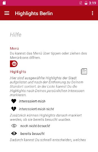 Berlin Highlights 1.12 screenshots 2