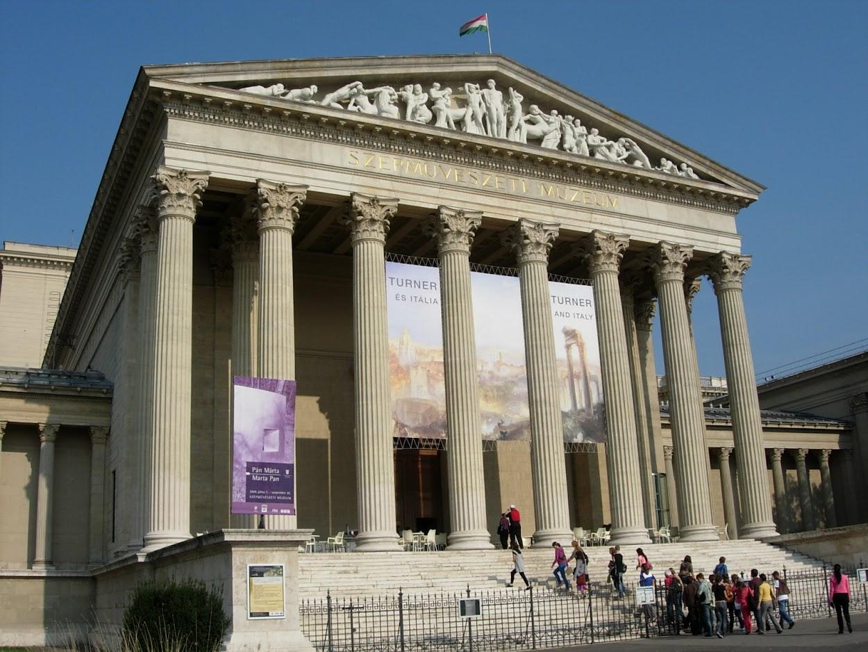 Musée des Beaux-Arts à Budapest