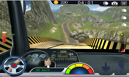 Need for Speed Mountain Bus 1.0.6 screenshots 2